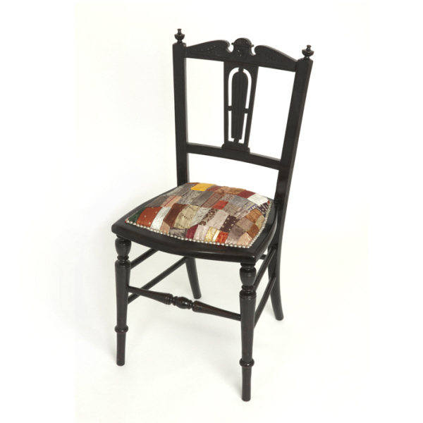 Funky antique vintage chairs by furniture divas for Funky garden furniture designs